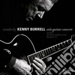 Solo guitar concert cd musicale di Kenny Burrell