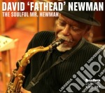 The soulful mr.newman cd musicale di David