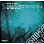 Number five cd musicale di Tom Harrell