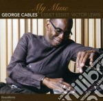 My house cd musicale di George Cables