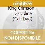 Discipline-cd/dvda cd musicale di Crimson King