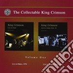 LIVE IN MAINZ/ASBURY PARK '74 cd musicale di KING CRIMSON