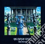 EPITAPH: VOL.3 & 4/2CD cd musicale di KING CRIMSON EPITAPH