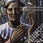 THE GREAT DECEIVER VOL 1 cd musicale di KING CRIMSON