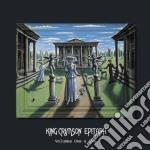 EPITAPH/2CD-Ristampa cd musicale di KING CRIMSON