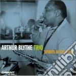Spirits in the fields - blythe arthur cd musicale di Arthur blythe trio