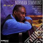 The art of - cd musicale di Simmons Norman