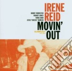 Movin' out cd musicale di Reid Irene