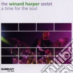 A time for the soul cd musicale di The winard harper se