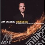 Jim Snidero - Crossfire cd musicale di SNIDERO JIM