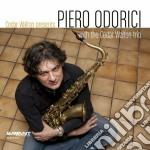 Cedar walton presents cd musicale di Piero odorici w/ ced