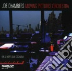 Moving pictures orchestra cd musicale di Joe chambers (live)