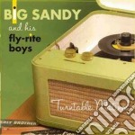 TURNTABLE MATINEE                         cd musicale di BIG SANDY AND HIS FL