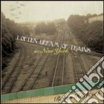 I OFTEN DREAM OF TRAINS IN N.Y-CD+DVD     cd musicale di Roby Hitchcock