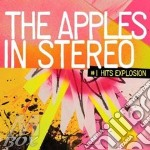 (LP VINILE) NO.1 HITS EXPLOSION                       lp vinile di Th Apples in stereo