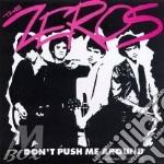 (LP VINILE) Don't push me around (color vinyl) lp vinile di ZEROS