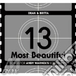 13 most beautiful- songs for andy wharol cd musicale di DEAN & BRITTA