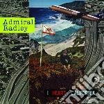 (LP VINILE) I heart california lp vinile di Radley Admiral