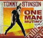 One man mutiny cd musicale di Tommy Stinson