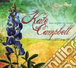 Two nights in texas cd musicale di Kate Campbell
