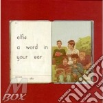 A WORD IN YOUR EAR cd musicale di ALFIE