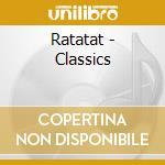 CLASSICS cd musicale di RATATAT