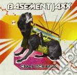 Basement Jaxx - Crazy Itch Radio cd musicale di BASEMENT JAXX