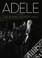 Live at the Royal Albert Hall (cd+dvd) cd musicale di Adele