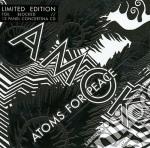 Amok-ltd ed cd musicale di Atoms for peace