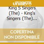 CHRISTMAS cd musicale di KING'S SINGERS