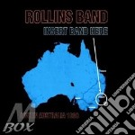 INSERT BAND HERE/LIVE IN AUSTRALIA cd musicale di Band Rollins