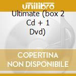 ULTIMATE  (BOX 2 CD + 1 DVD) cd musicale di AALIYAH