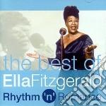 Rhythm'n'romance cd musicale di Ella Fitzgerald