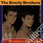 Brothers in rhythm cd musicale di Brothers Everly