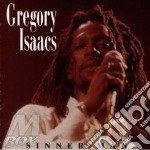 Sinner man cd musicale di Gregory Isaacs