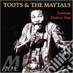 Jamaican monkey man cd musicale di Toots and the maytals