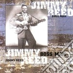 Boss man cd musicale di Jimmy Reed