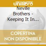 Keeping it in the family cd musicale di Brothers Neville