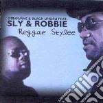 Reggae stylee cd musicale di Sly & robbie