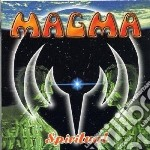Spiritual cd musicale di Magma