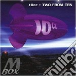 Two from ten cd musicale di Cc 10