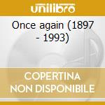 Once again (1897 - 1993) cd musicale di Altan