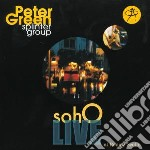 Soho-live at ronnie scott cd musicale di Peter Green
