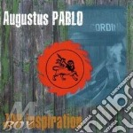 Jah inspiration (2cd) cd musicale di Augustus Pablo