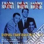 RATPACK: FROM VEGAS TO ST.LOUIS cd musicale di SINATRA/MARTIN/DAVIS Jr.
