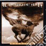 Warriors cd musicale di Ash Wishbone