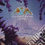 Different worlds - live cd musicale di Asia