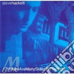 There are many sides to the night cd musicale di Steve Hackett