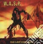 (LP VINILE) The last command lp vinile di W.a.s.p.