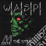 STING, THE                                cd musicale di W.A.S.P.